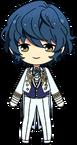 Tsumugi Aoba fine Uniform (Past) chibi