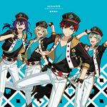 ALKALOID Unit Song CD
