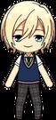Eichi Tenshouin Summer Uniform chibi