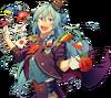 (Magician) Wataru Hibiki Full Render Bloomed