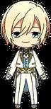 Eichi Tenshouin ES fine Uniform chibi