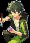 (Black Easter) Mika Kagehira Full Render