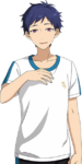 (Cleaning) Yuzuru Fushimi Full Render Bloomed