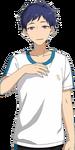 (Cleaning) Yuzuru Fushimi Full Render Bloomed