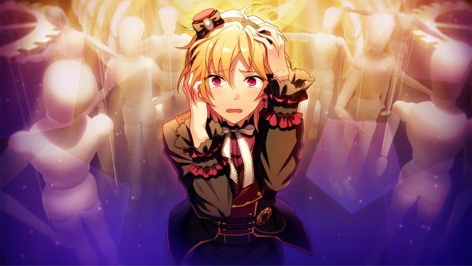 (Tears and Smiles) Nazuna Nito CG