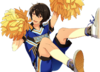 (Cheer in the Shade) Ritsu Sakuma Full Render Bloomed