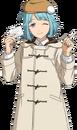 (Town Stroll) Hajime Shino Full Render