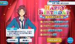 Mao Isara Birthday Campaign