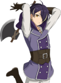 (Hiding Hunter) Shinobu Sengoku Full Render Bloomed