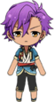 Adonis Otogari Palace of the Ocean chibi