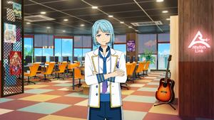 Hajime Shino ES Idol Uniform Outfit