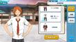 Hinata Aoi Summer Uniform (No Headphones) Outfit