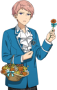 (A Flower with Thorns) Shu Itsuki Full Render