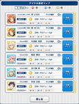 2wink & fine Unit Collection Growth Map Screen