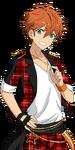 (Flashy) Subaru Akehoshi Full Render