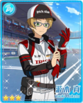 (Skilled Maintenance Worker) Makoto Yuuki