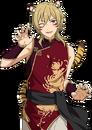 (Tiger of the New Year) Kaoru Hakaze Full Render Bloomed