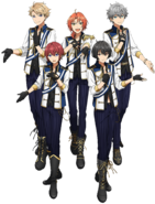 Knights Anime Wallpaper Transparent