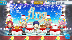 Yuzuru Fushimi Birthday 2018 1k Stage