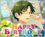 Keito Hasumi Birthday Course