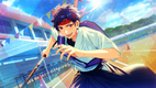 (Blazing Athletic Festival) Yuzuru Fushimi CG2