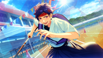(Blazing Athletic Festival) Yuzuru Fushimi CG2