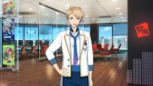 Arashi Narukami ES Idol Uniform Outfit