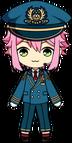 Tori Himemiya Pilot chibi