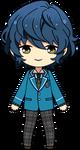 Tsumugi Aoba Student Uniform (2nd Year Appearance) chibi
