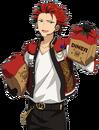 (Full House Diner) Kuro Kiryu Full Render