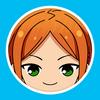 Hinata Aoi Circle Icon