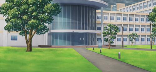 Nazuna's University (Cloudy) Full