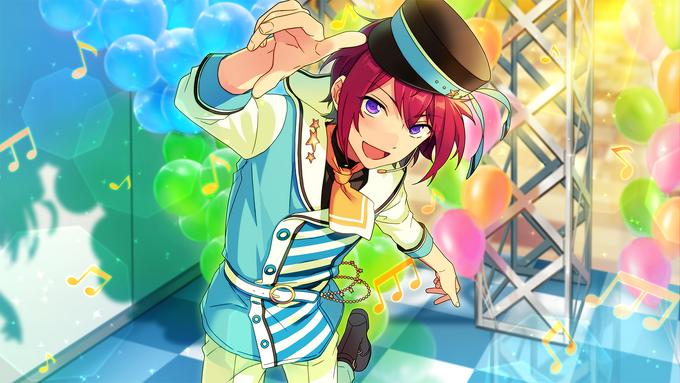 (Flower Dance Rhythm) Tsukasa Suou CG2