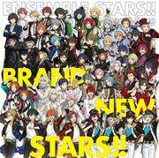Ensemble Stars!! App Theme Song- BRAND NEW STARS!!