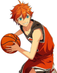 Subaru Akehoshi Basketball Dialogue Render