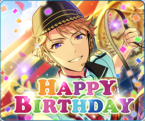 Arashi Narukami Birthday Course 2019