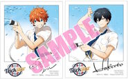 Ensemble Stars Manga Aria October 2015 Issue Animate Special Polaroid Card