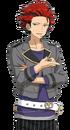(Friendly Support) Kuro Kiryu Full Render