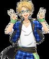 (Trickstar's Cautious Star) Makoto Yuuki Full Render
