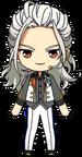 Nagisa Ran 4th Anniversary Outfit chibi
