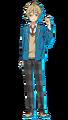 Tomoya Mashiro Anime Profile