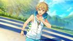 (Training of Summer) Tomoya Mashiro CG