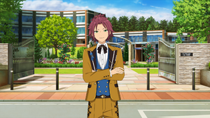 Mao Isara Star-Colored Anniversary Suit Outfit