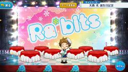 Mitsuru Tenma Birthday 2018 Stage