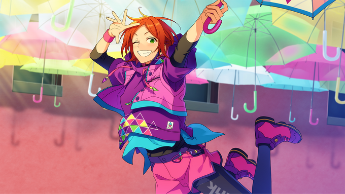 (Happy Sunshower) Hinata Aoi CG2
