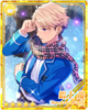 (Holy Knight of Silver) Arashi Narukami