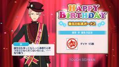 Shu Itsuki Birthday 2019