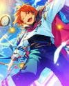 (Sailor of the Clear Sky) Hinata Aoi Frameless Bloomed