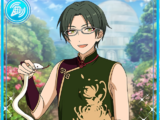(Snake of the New Year) Keito Hasumi
