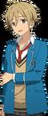 (Unforeseen Happiness) Tomoya Mashiro Full Render